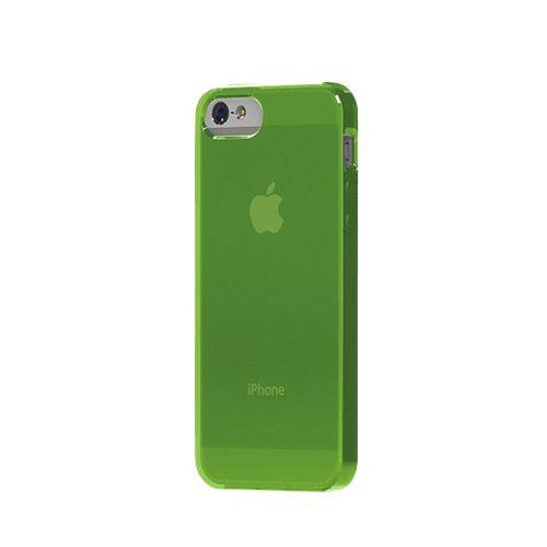 Tunewear Softshell за iPhone 5 -  лайм - 1