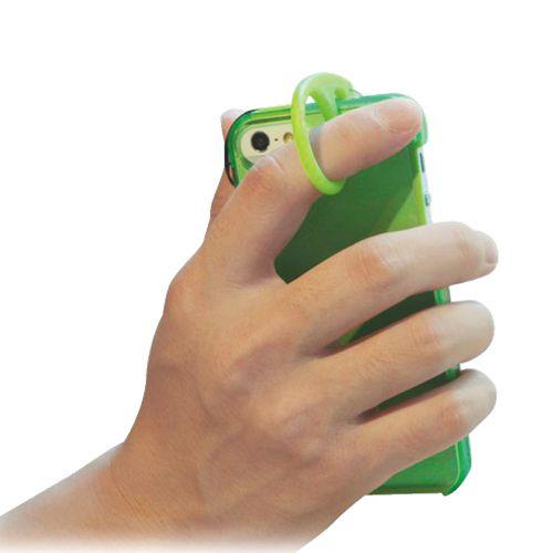 Tunewear Softshell за iPhone 5 -  лилав - 4
