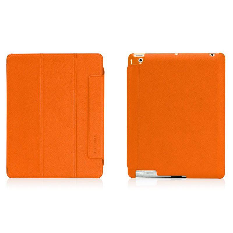 Tunewear LeatherLook - оранжев - 1