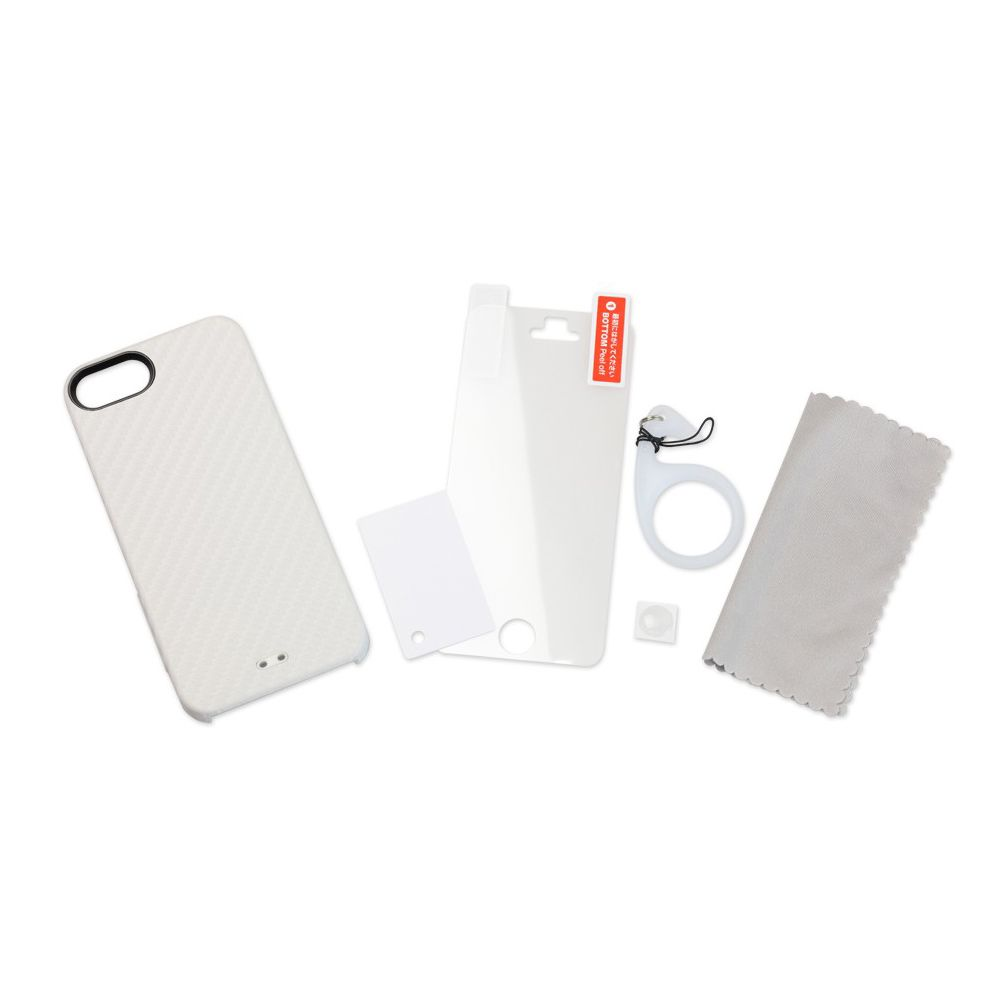 Калъф Tunewear Carbonlook за iPhone 5, Iphone 5s -  черен - 5