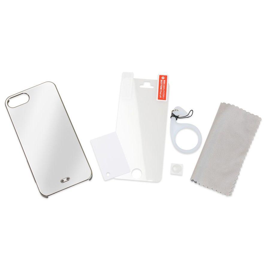 Tunewear Eggshell Pearl за iPhone 5 -  розов - 4