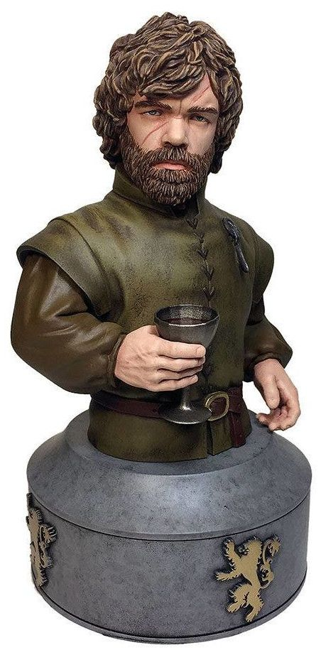 Бюст Game of Thrones - Tyrion Lannister Hand of the Queen, 19 cm - 1