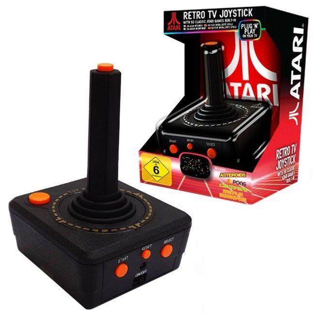 Blaze Atari TV Plug & Play Joystick - 7