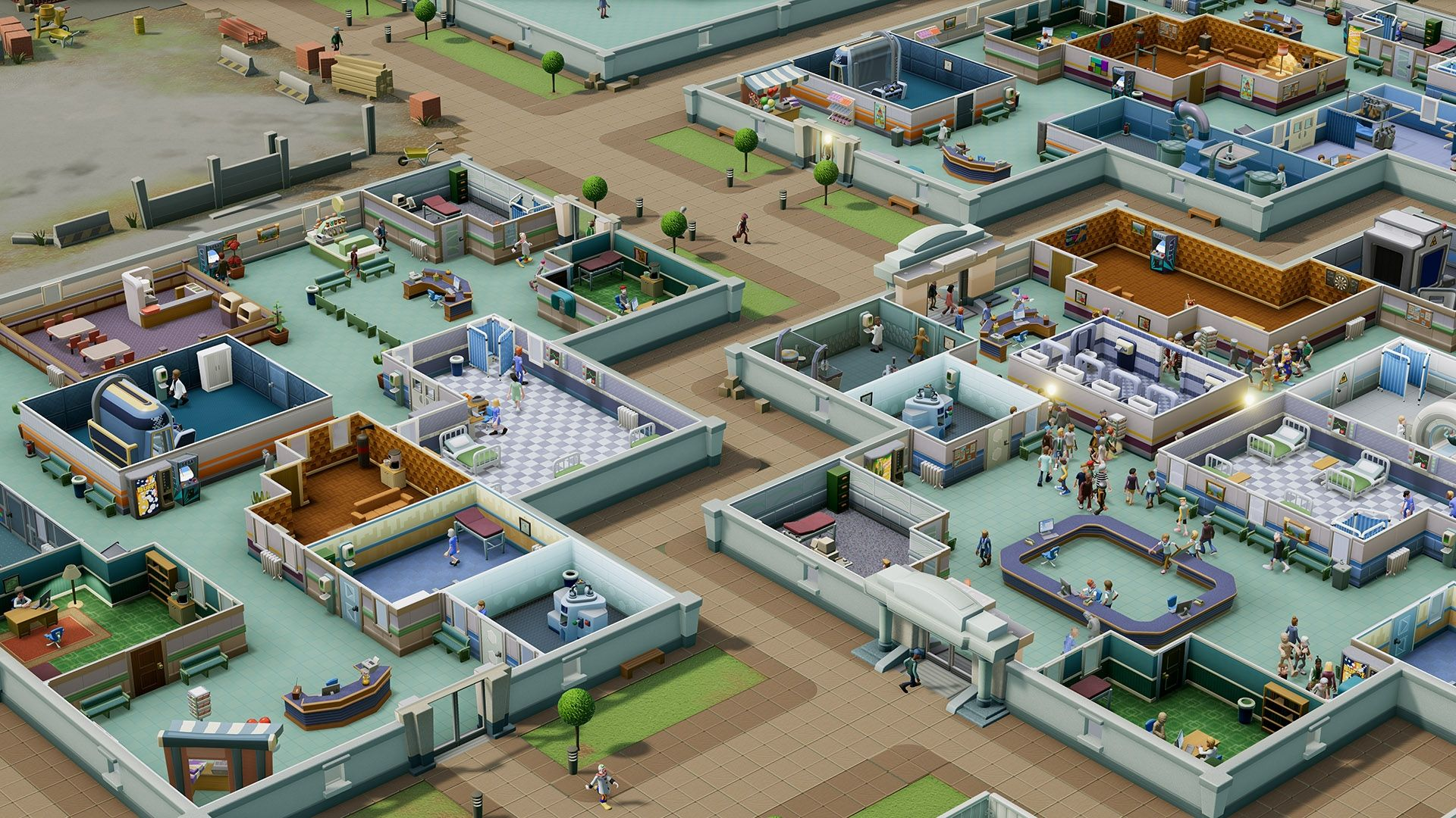 Two Point Hospital (PS4) - 7