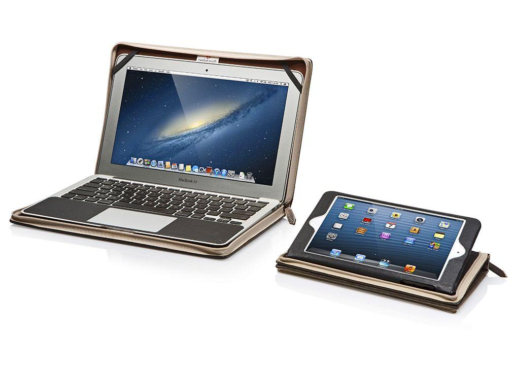 TwelveSouth BookBook калъф за iPad mini - черен - 5
