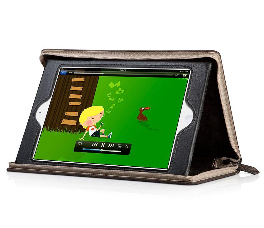 TwelveSouth BookBook калъф за iPad mini - черен - 2