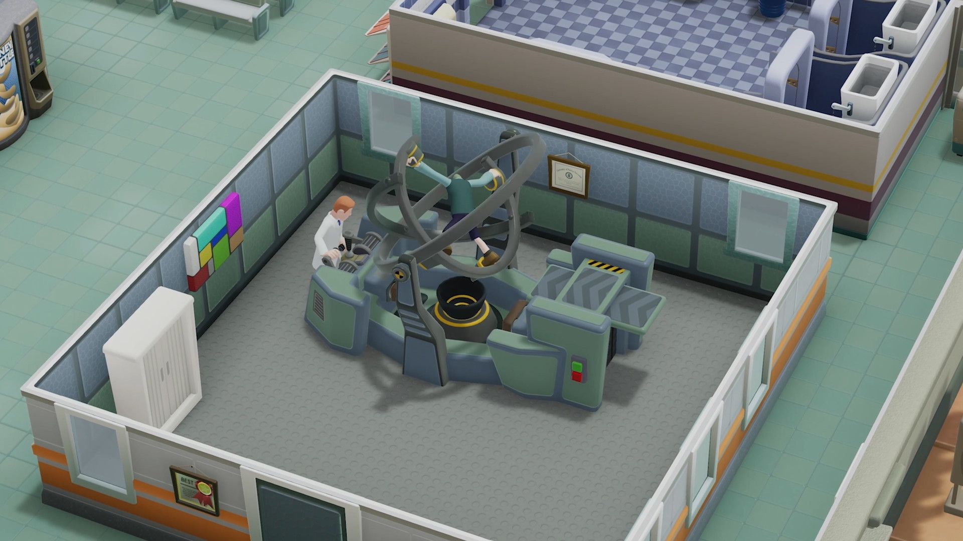 Two Point Hospital (PS4) - 8