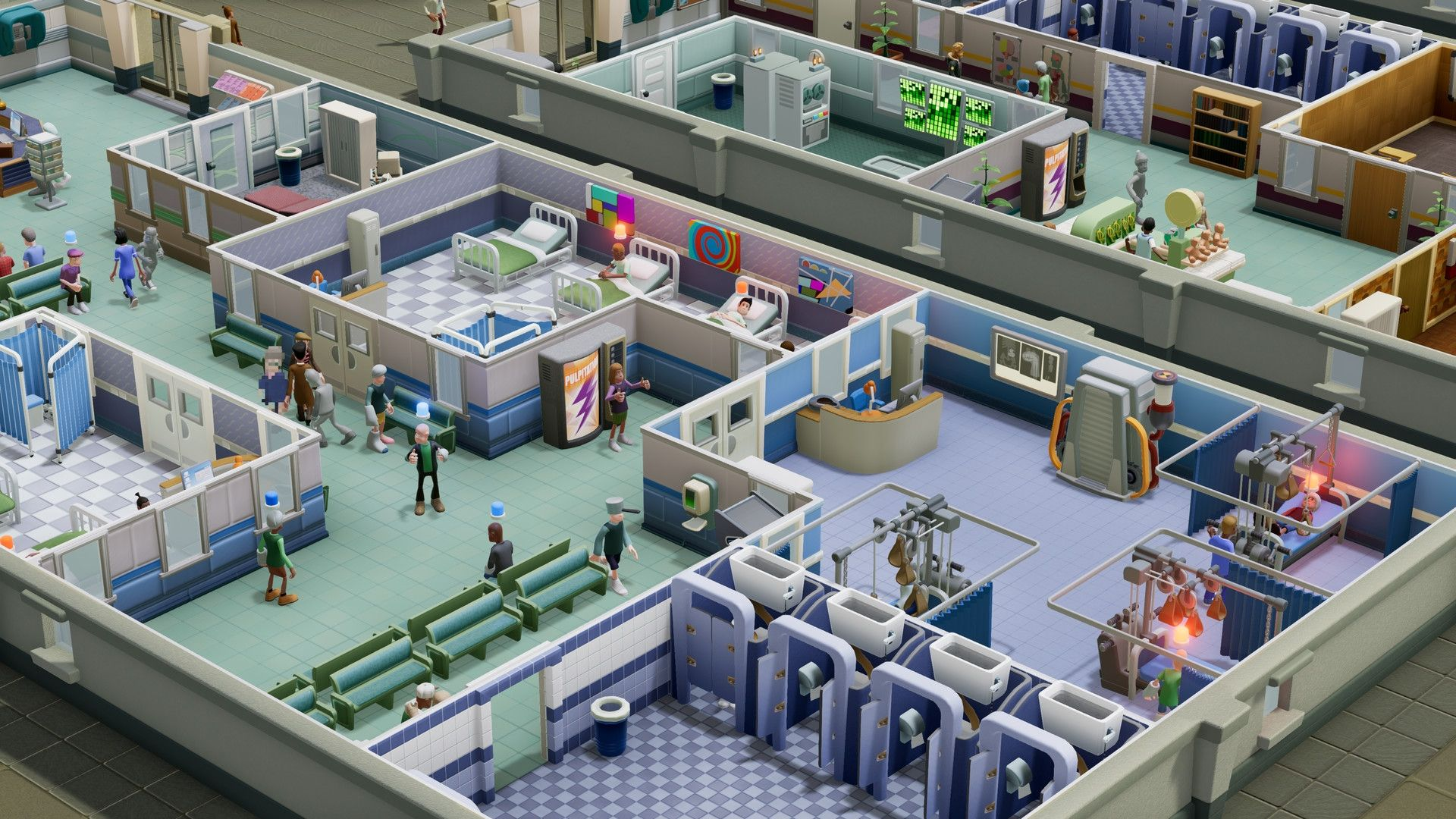 Two Point Hospital (PS4) - 6
