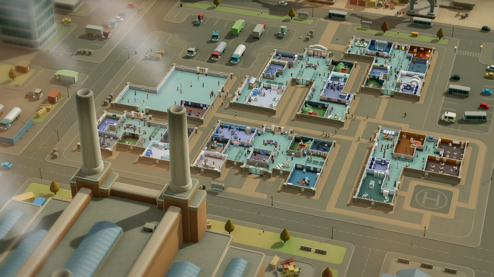 Two Point Hospital (PS4) - 9