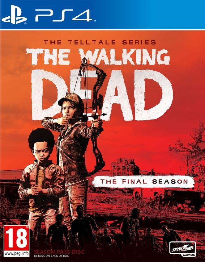 The Walking Dead - The Final Season (PS4) - 1