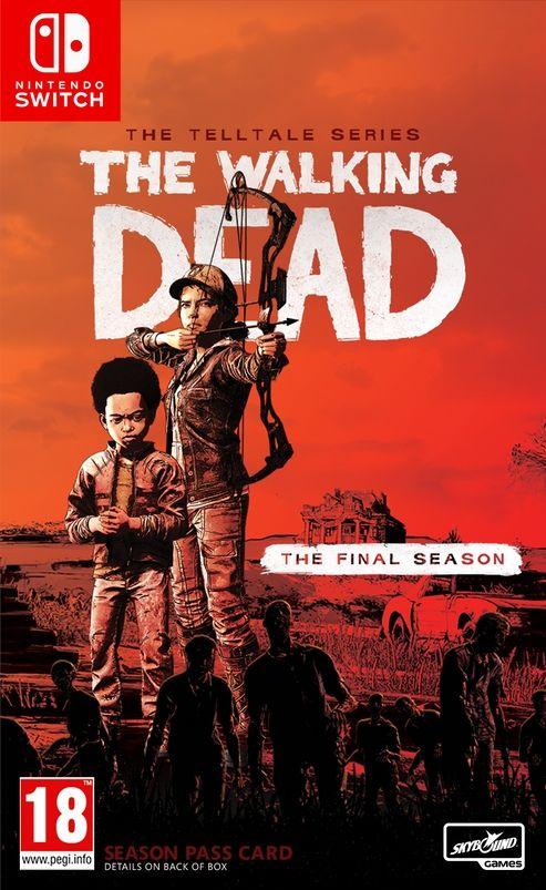The Walking Dead - The Final Season (Nintendo Switch) - 1