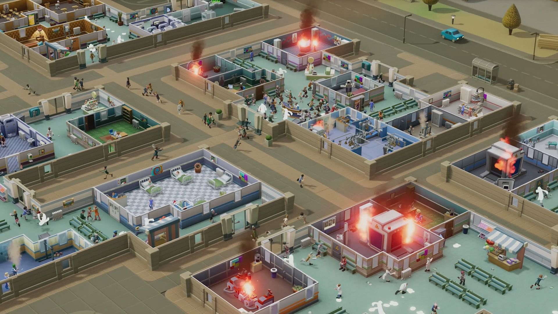 Two Point Hospital (PS4) - 5