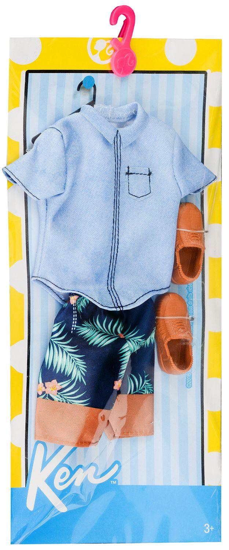 Моден комплект Mattel - Кен, летен - 1