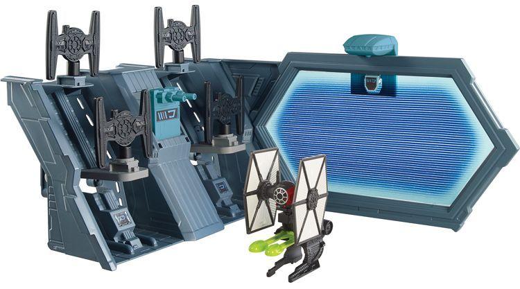Hot Wheels Star Wars Игрален комплект - Tie Fighter - 2