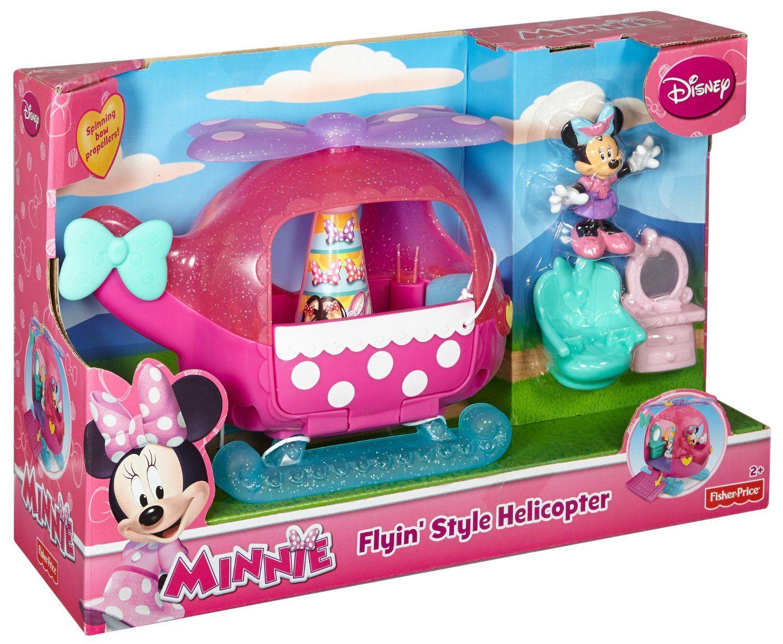 Комплект за игра Fisher Price - Хеликоптерът-бутик на Мини Маус - 4