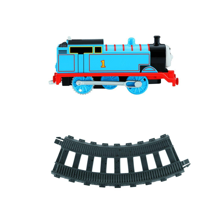 Комплект за игра Fisher Price My First Thomas & Friends - Моторизирано влакче Томас с двойно трасе - 2