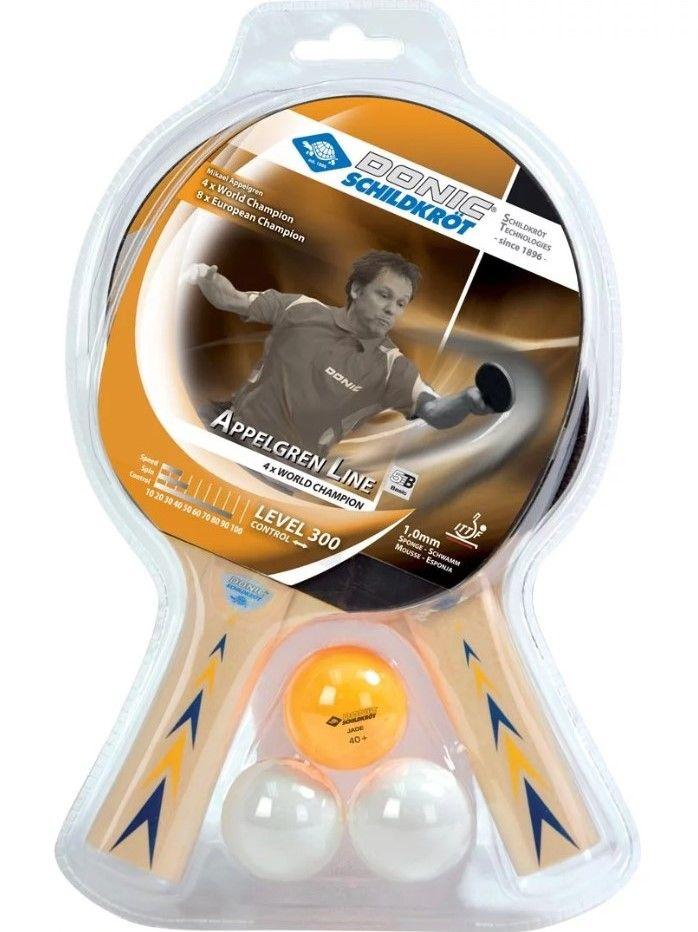 Тенис комплект Donic Appelgren 300 - 1