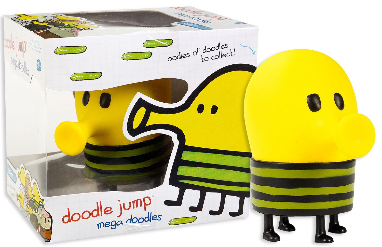 Фигурка Doodle Jump Mega Doodles - Classic - 1