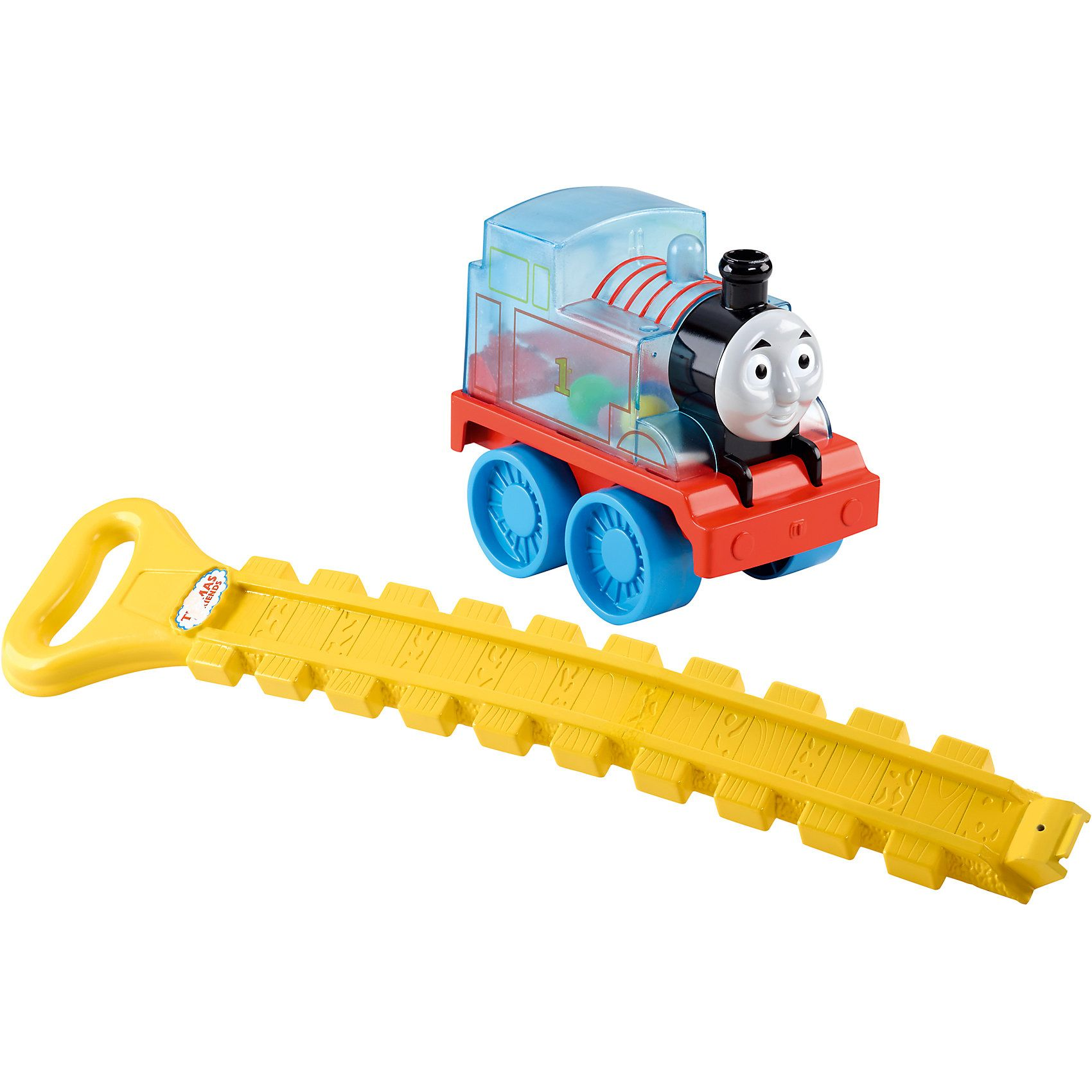 Играчка за бутане Fisher Price My First Thomas & Friends - Томас - 3
