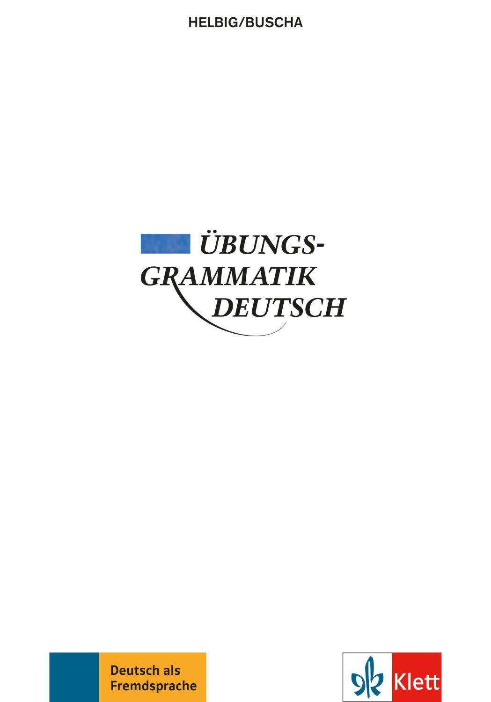 ubungsgrammatik-deutsch - 1