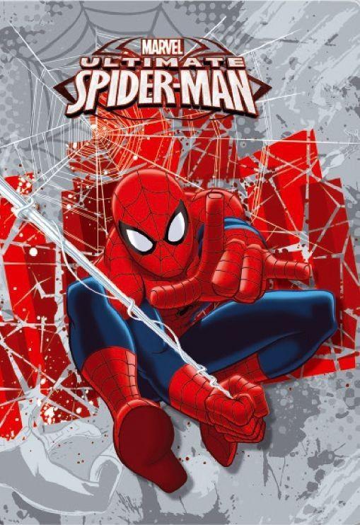 Ученическа тетрадка A5, 24 листа Spider-Man - Спайдърмен - 1