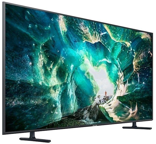 """Смарт телевизор Samsung 49RU8002 - 49"""", 4K, LED, HDR 10+ - 2"""