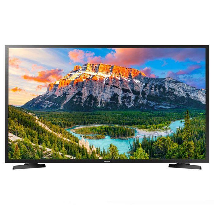 "Смарт телевизор Samsung -UE32N5372AUXXH, 32"", черен (разопакован) - 1"