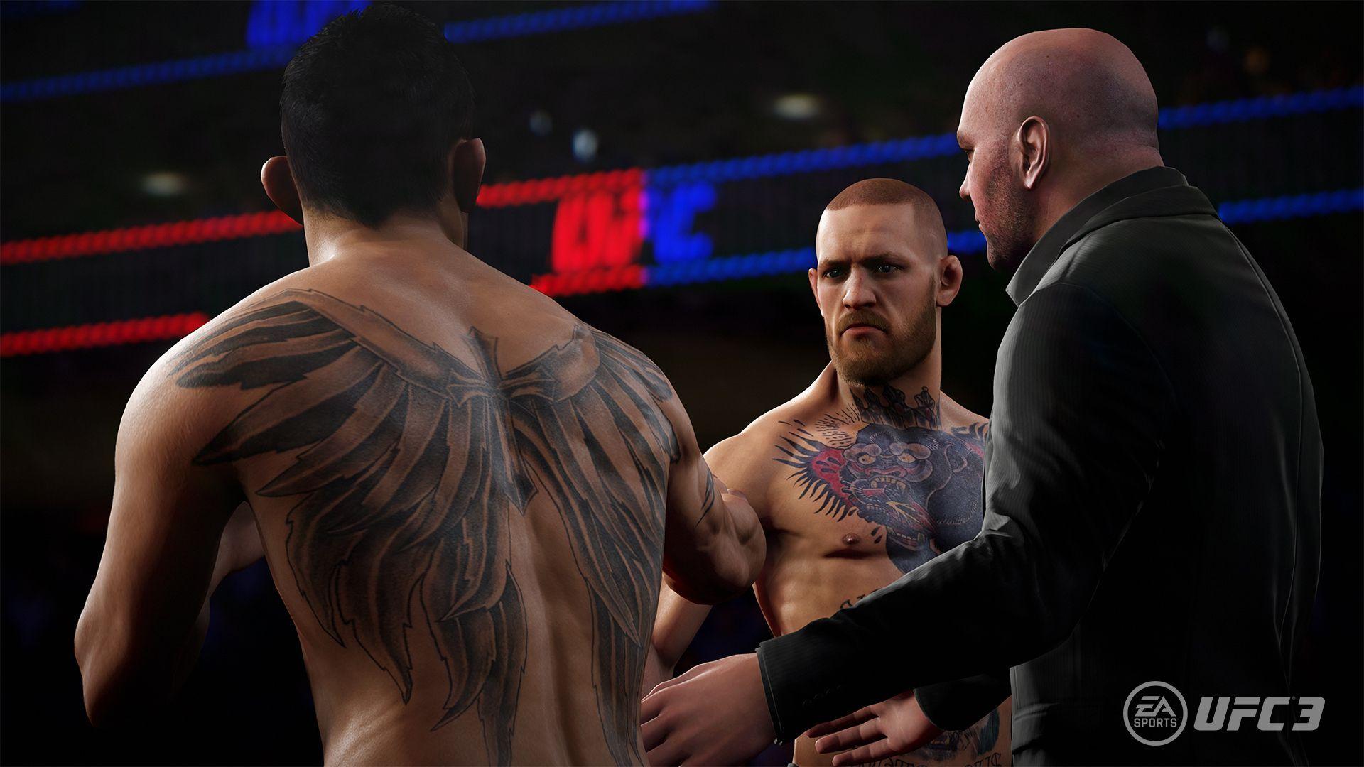 UFC 3 (PS4) - 5