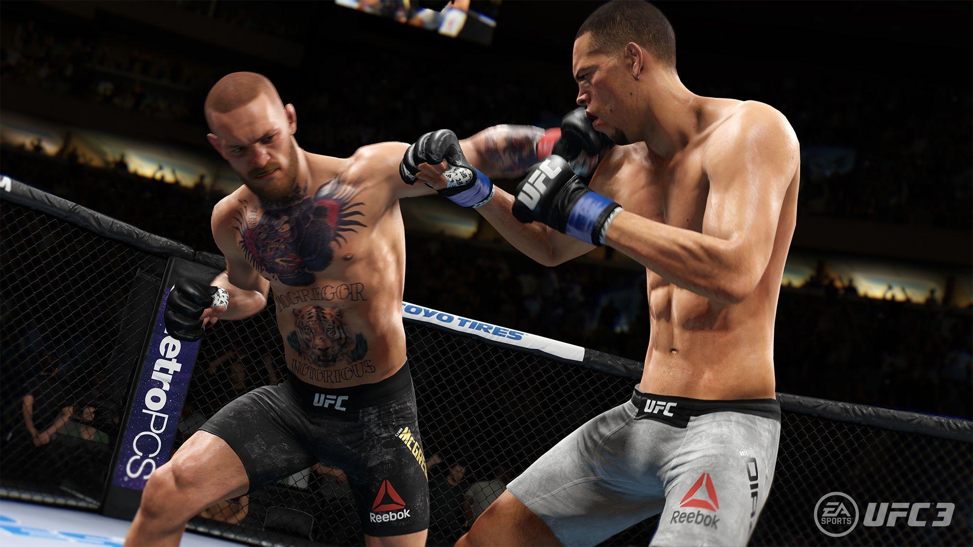 UFC 3 (PS4) - 3