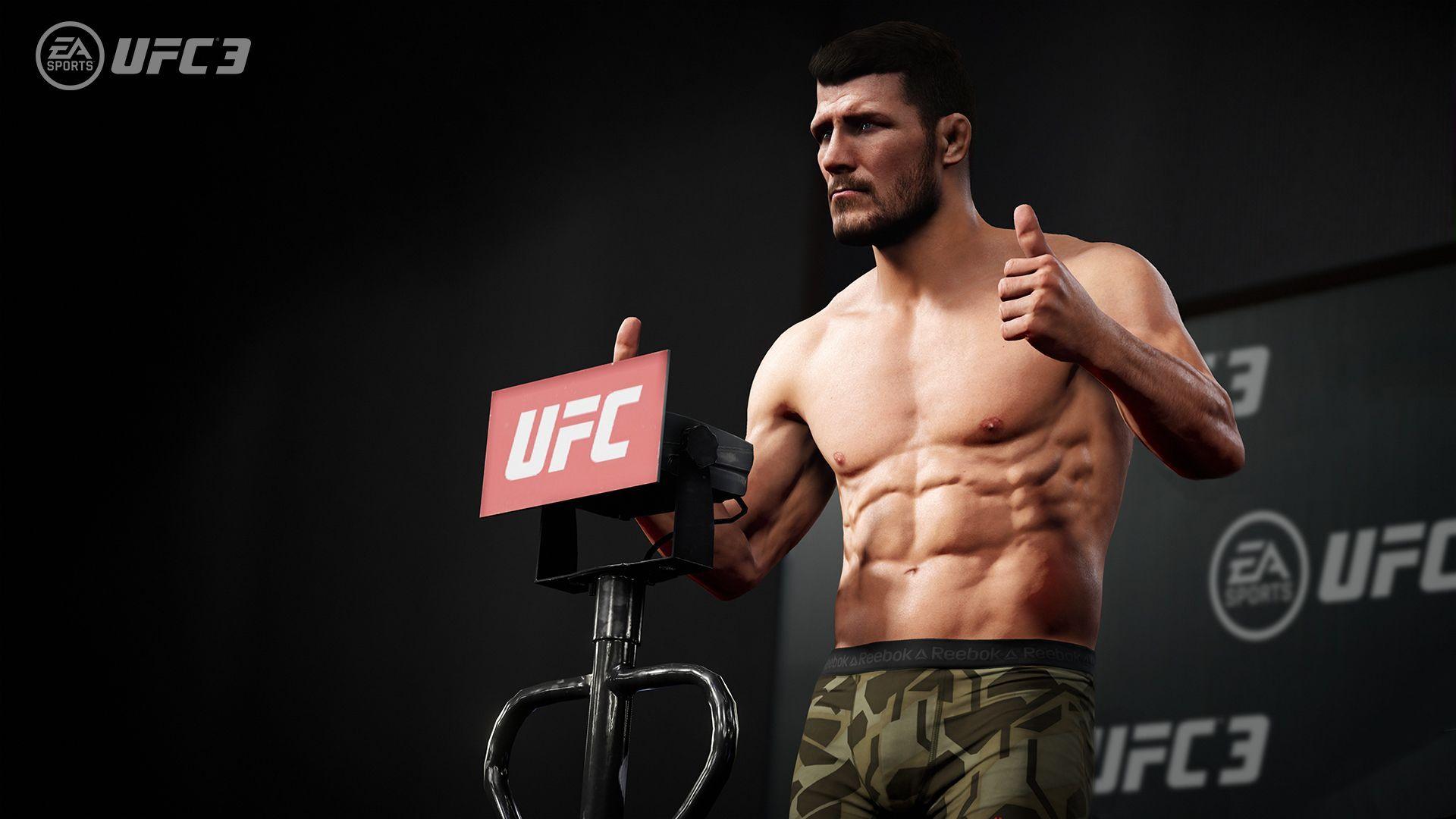 UFC 3 (PS4) - 7