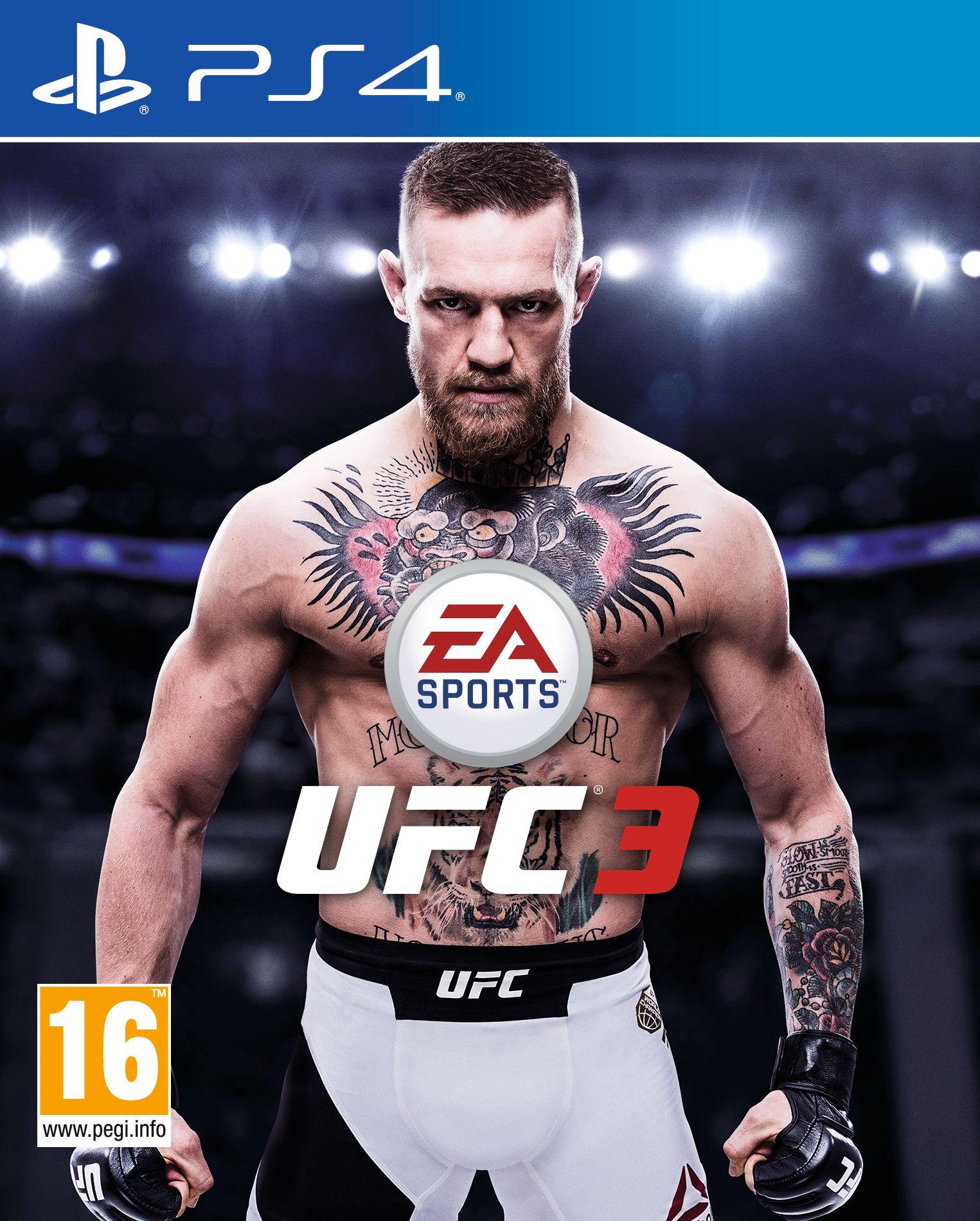 UFC 3 (PS4) - 1
