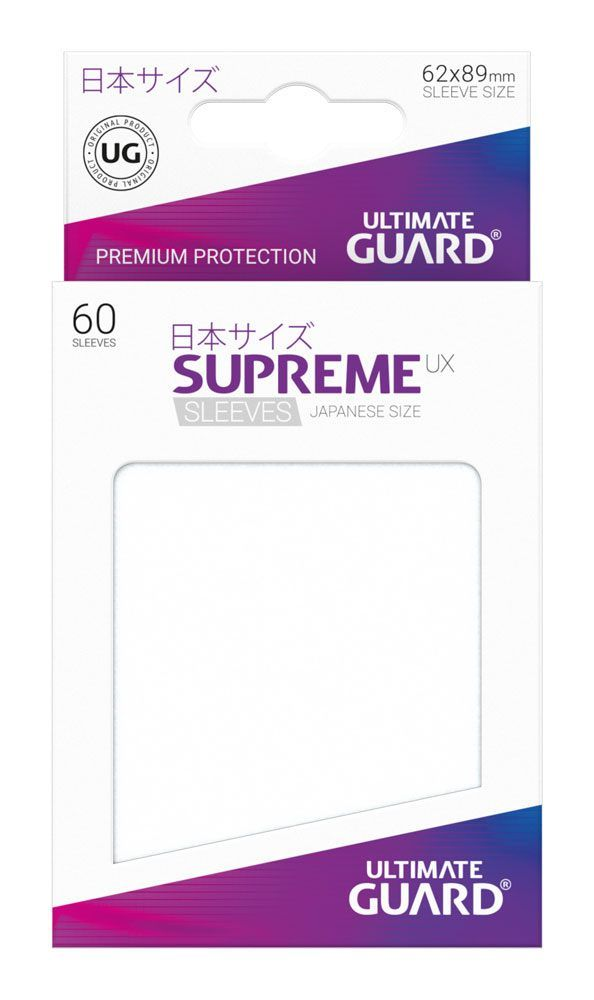Ultimate Guard Supreme UX Sleeves Yu-Gi-Oh! Frosted (60) - 3