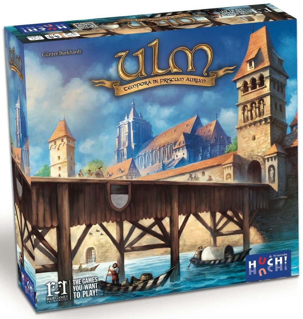 Настолна игра Ulm - 1
