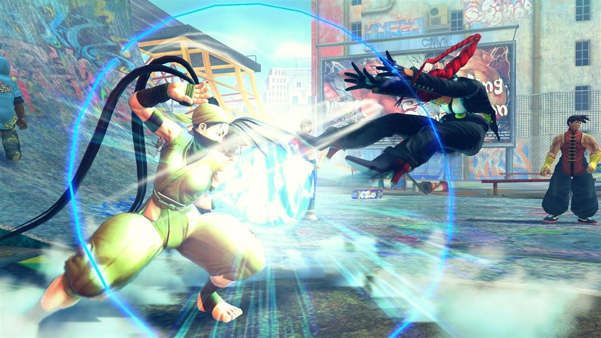 Ultra Street Fighter IV (PC) - 16