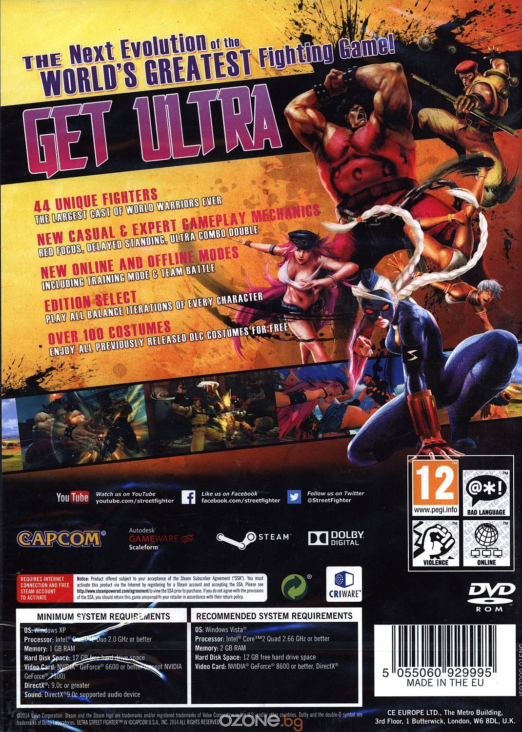 Ultra Street Fighter IV (PC) - 6
