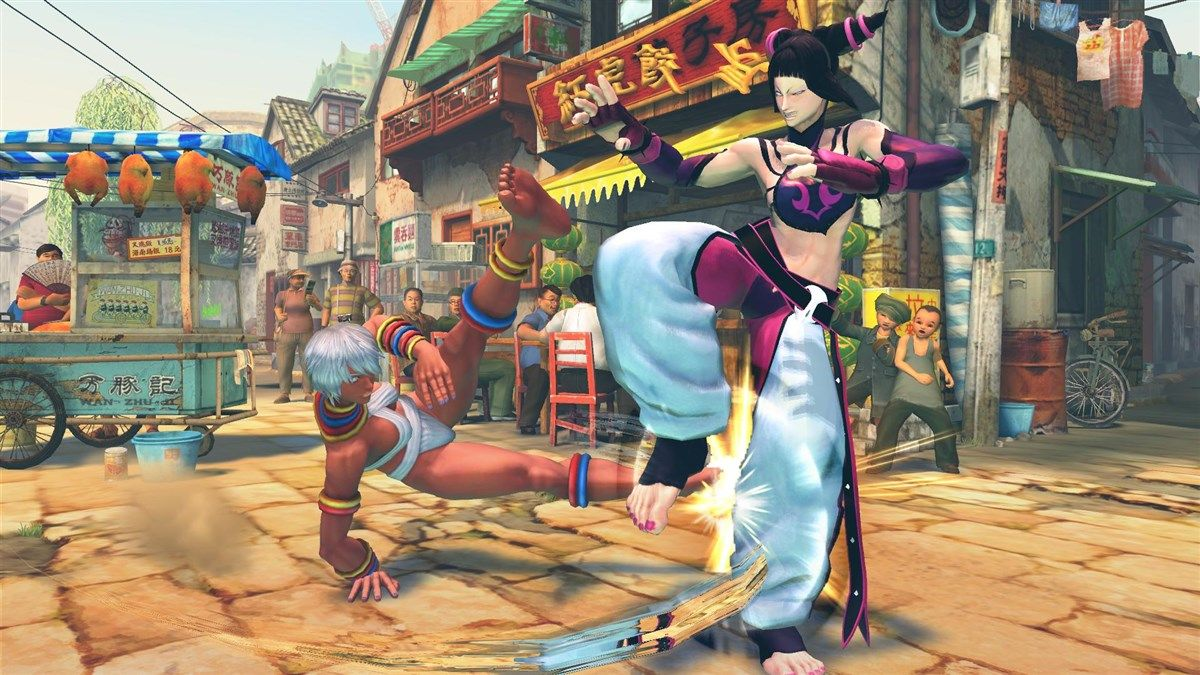 Ultra Street Fighter IV (PC) - 18