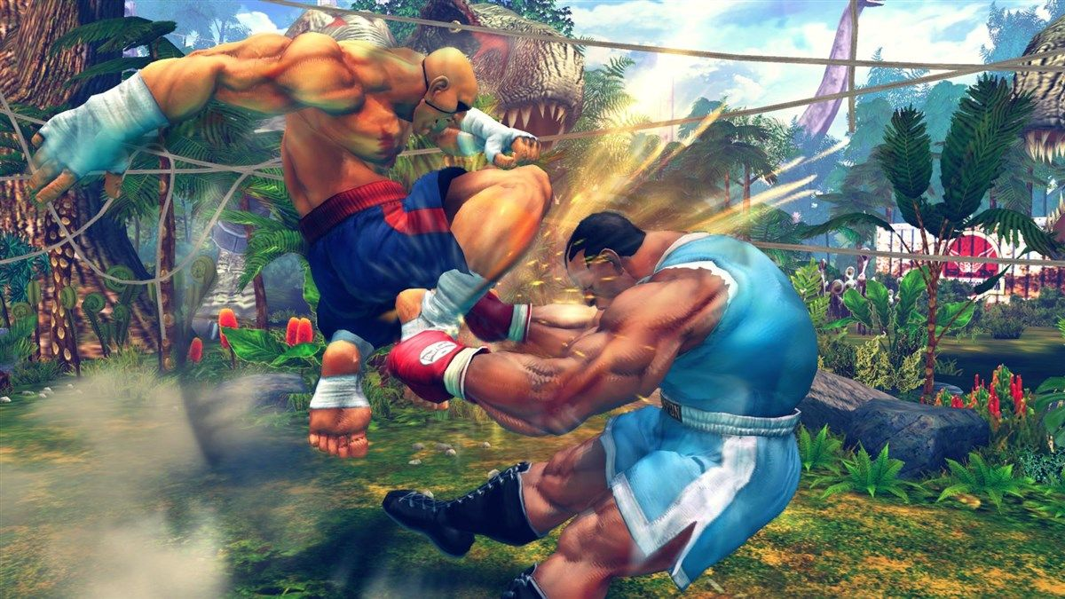 Ultra Street Fighter IV (PC) - 11