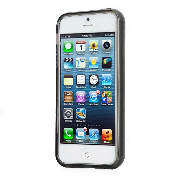 Ultraslim Bumper за iPhone 5 - 1