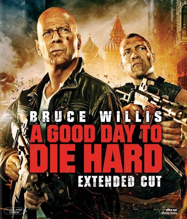 Умирай трудно: Денят настъпи - Удължено издание (Blu-Ray) - 1