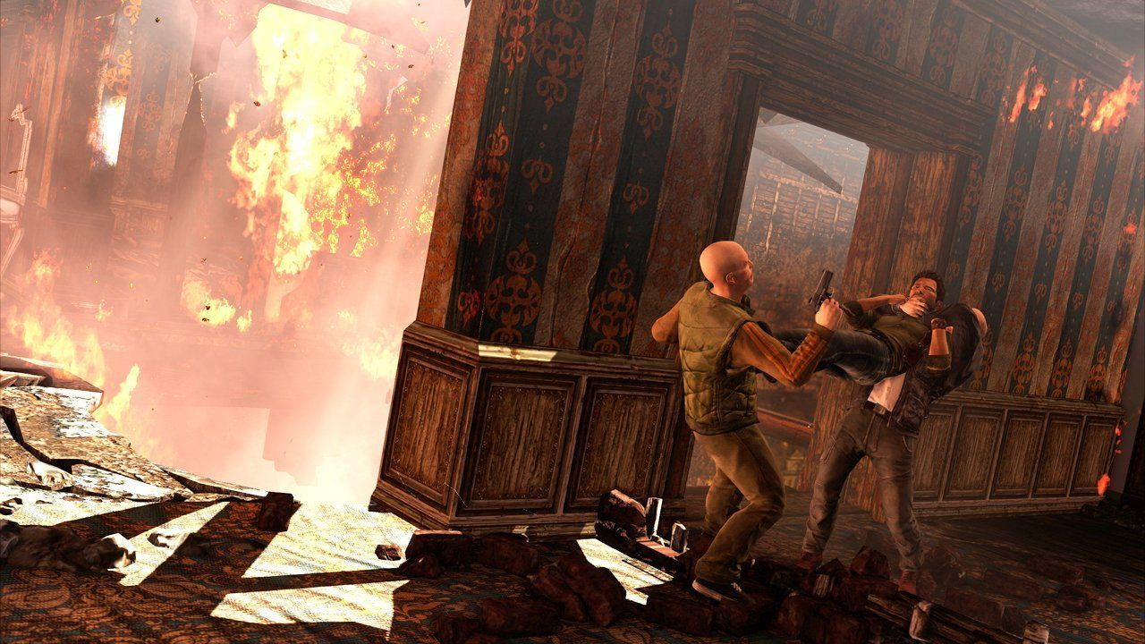 Uncharted: The Nathan Drake Collection - Пакет от 3 игри (PS4) - 5