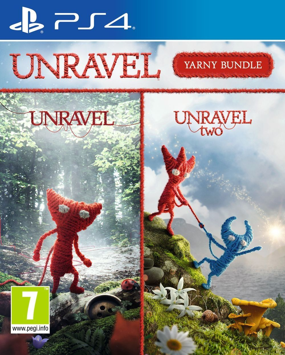 Unravel Yarny Bundle (PS4) - 1