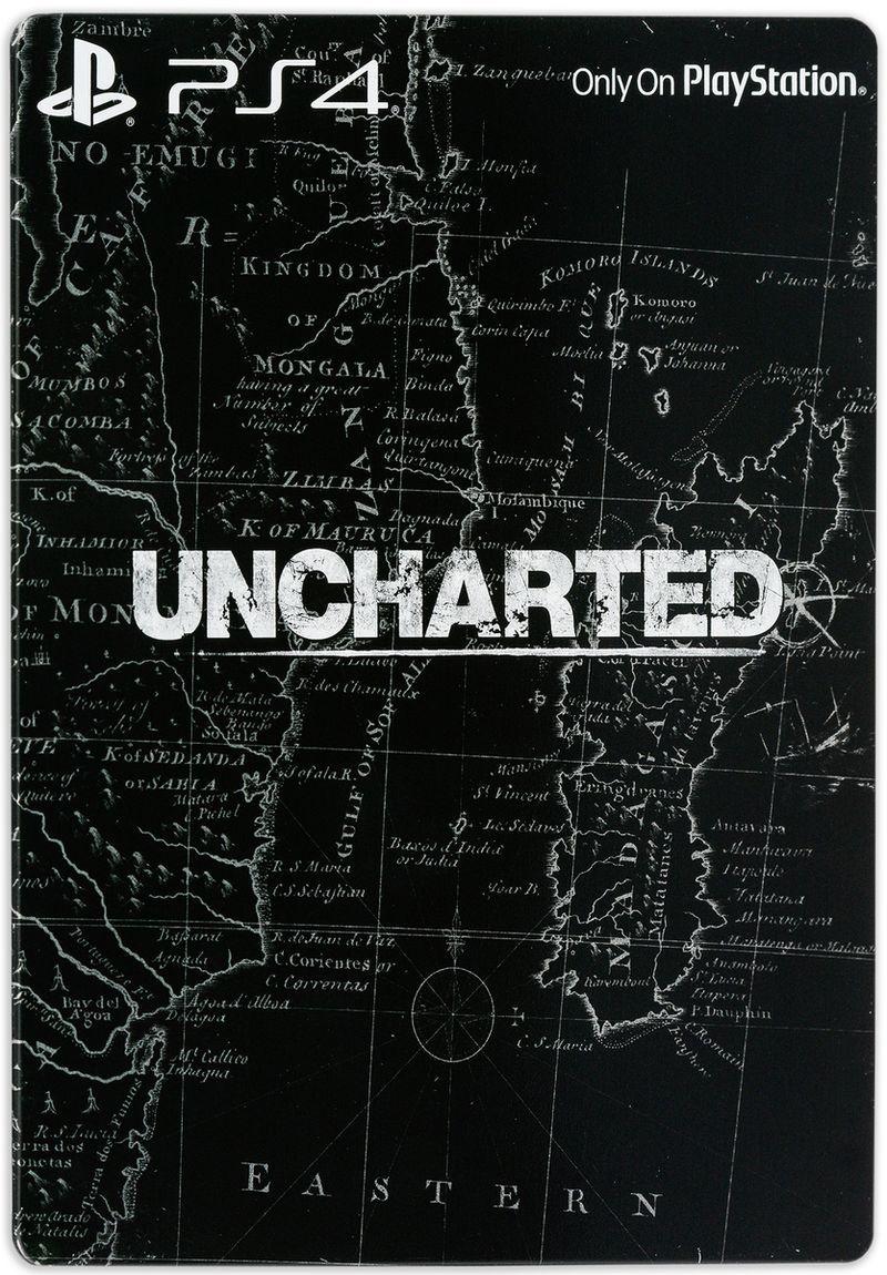 Метална кутия Uncharted - 6