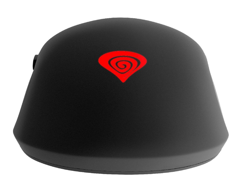 Гейминг мишка Genesis - Krypton 190, жична, оптична, черна - 3