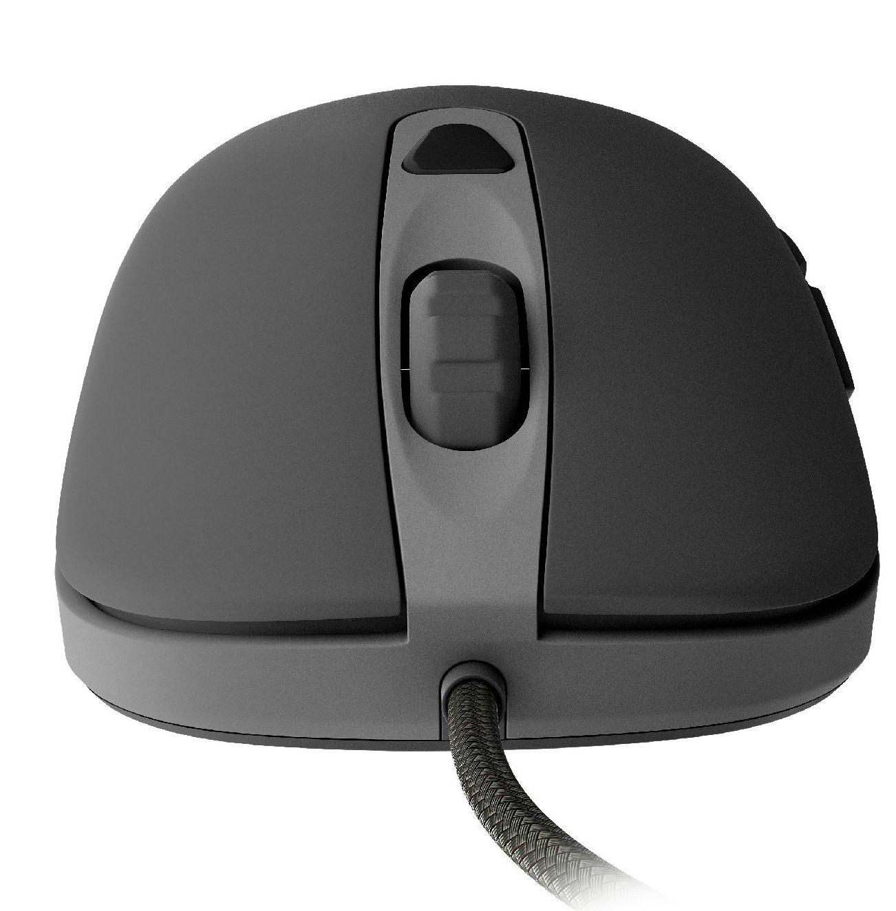 Гейминг мишка Genesis - Krypton 190, жична, оптична, черна - 6