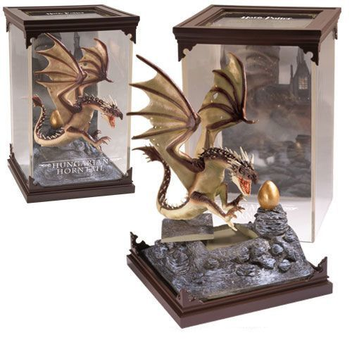 Фигура Harry Potter - Magical Creatures: Hungarian Horntail, 19 cm - 1