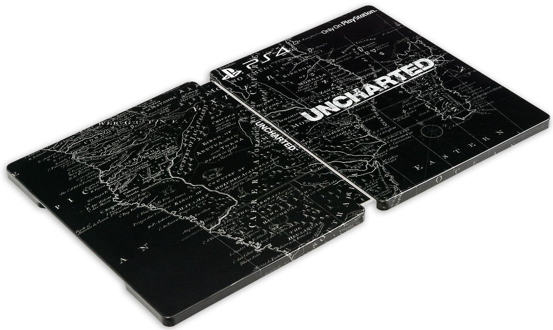 Метална кутия Uncharted - 4