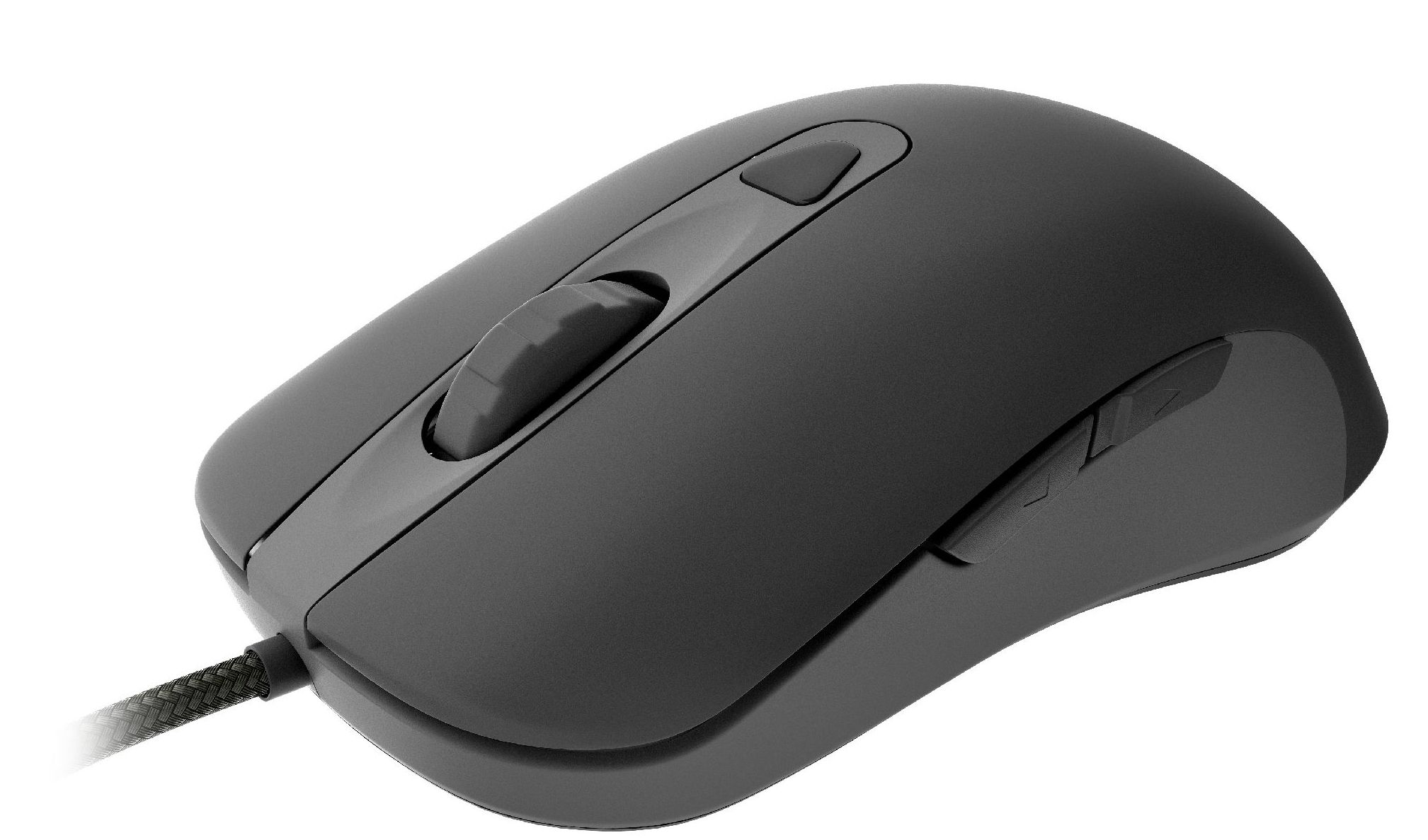 Гейминг мишка Genesis - Krypton 190, жична, оптична, черна - 4