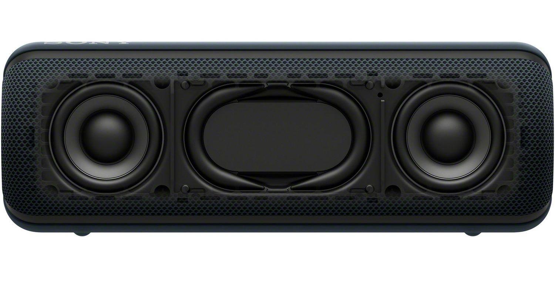 Мини колонка Sony - SRS-XB32, червена - 7