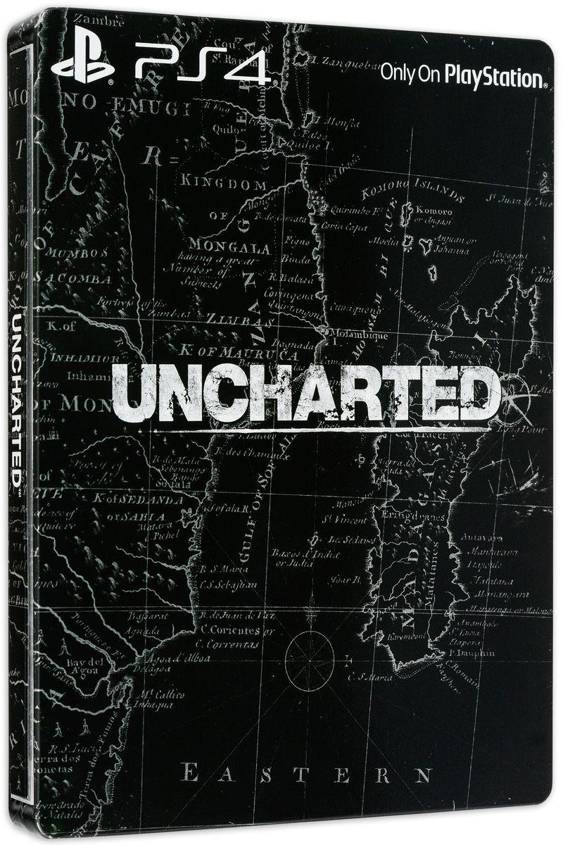 Метална кутия Uncharted - 1