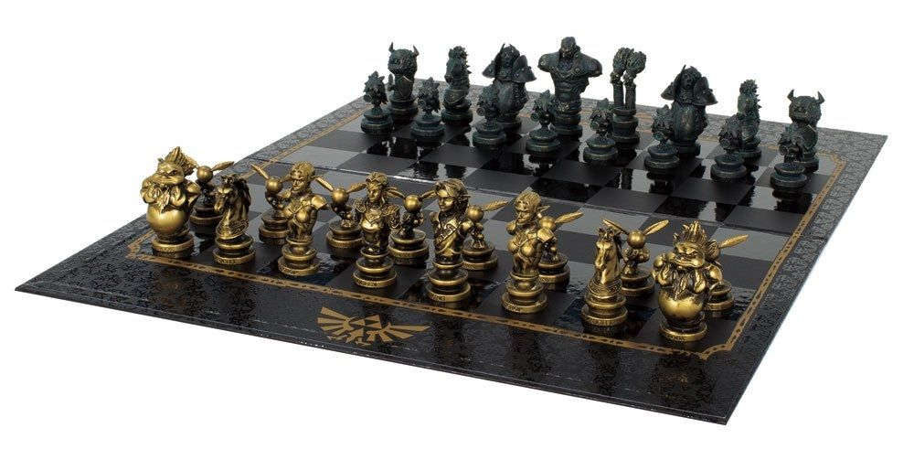Шах USAopoly - The Legend of Zelda Collector's Set - 2